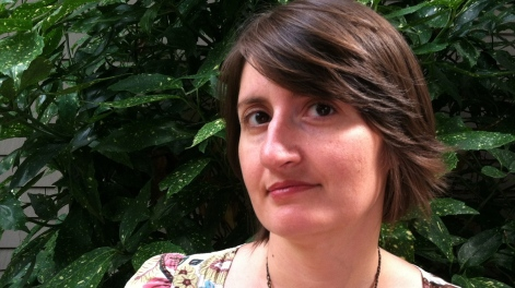 Heidi Zimmerman, assistant editor